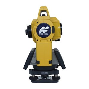 Topcon Manual Total Station side profile