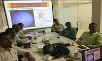 Skipper Technologies office presentation at Noida