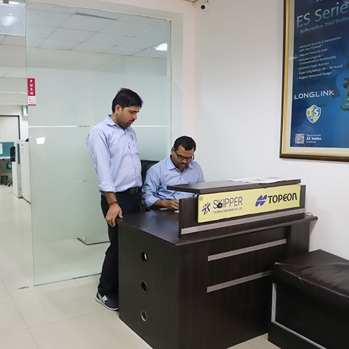 Skipper Technologies India Pvt. Ltd. Receptionists attending Calls and taking Notes,