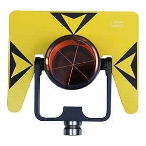 Prism with Holder and Target Plate