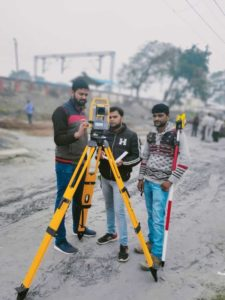 Topcon Total Station Training