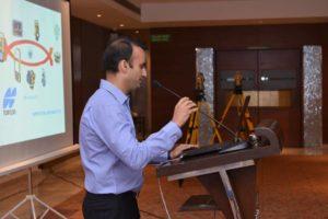 Skipper in Baroda Conference
