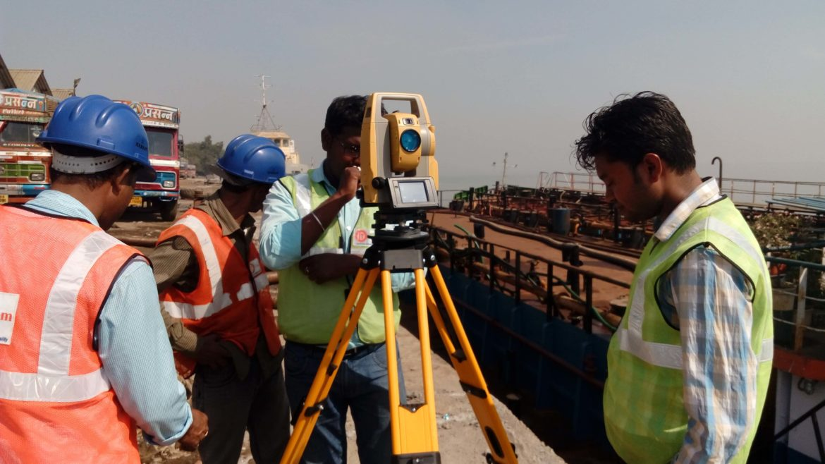 Total Station Training by Skipper Technologies